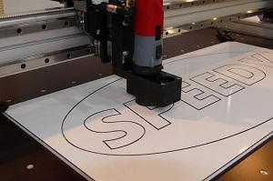 Manufacturing a Sign