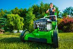 Lawn Mowing Business Owner